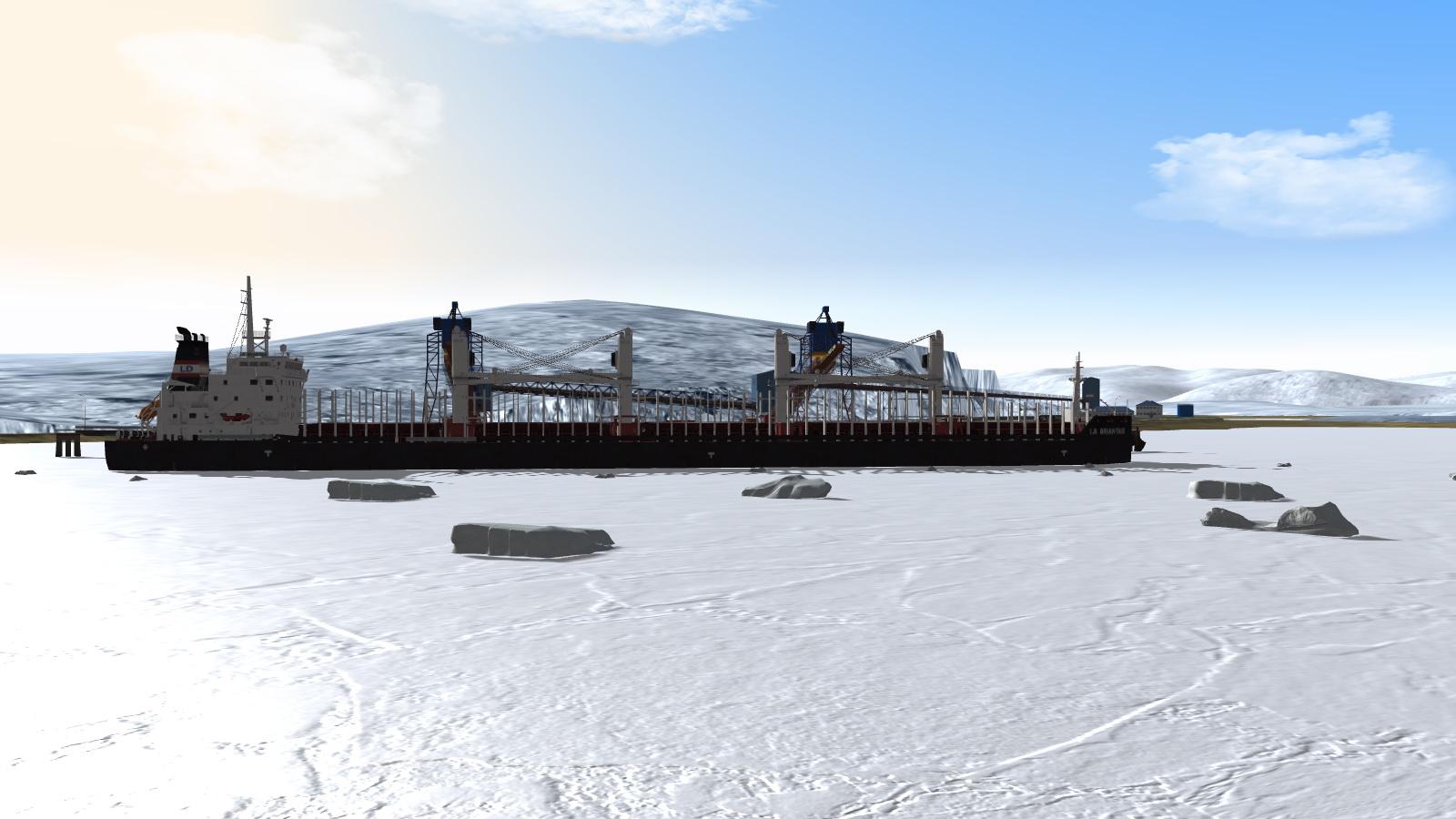 Mit NAUTITEC sicher durch polare Gewässer